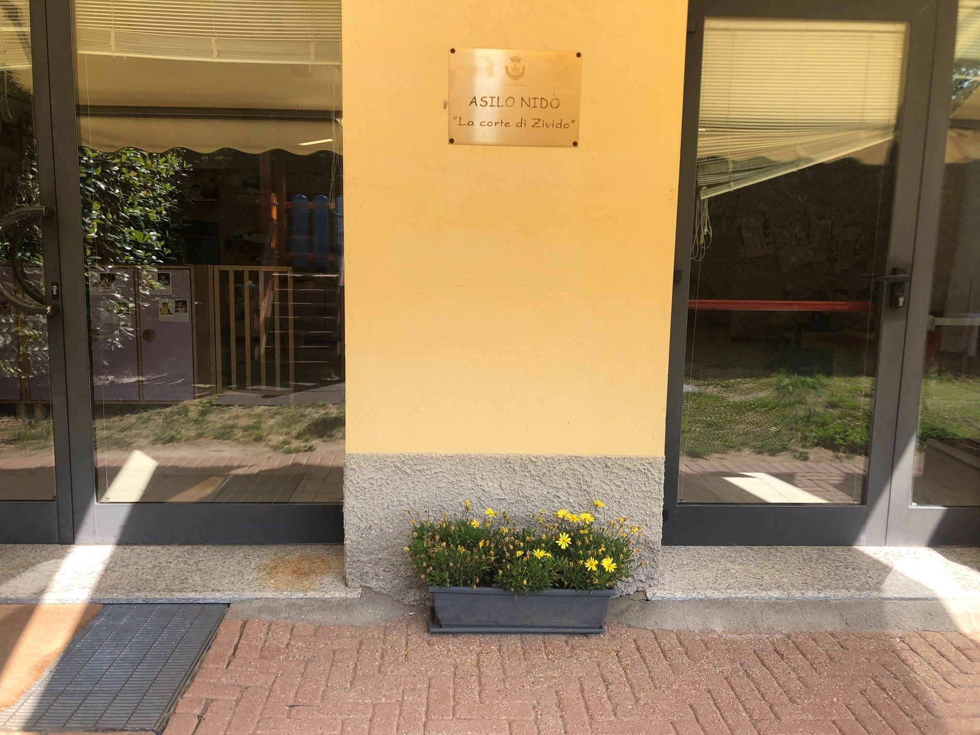 ingresso esterno