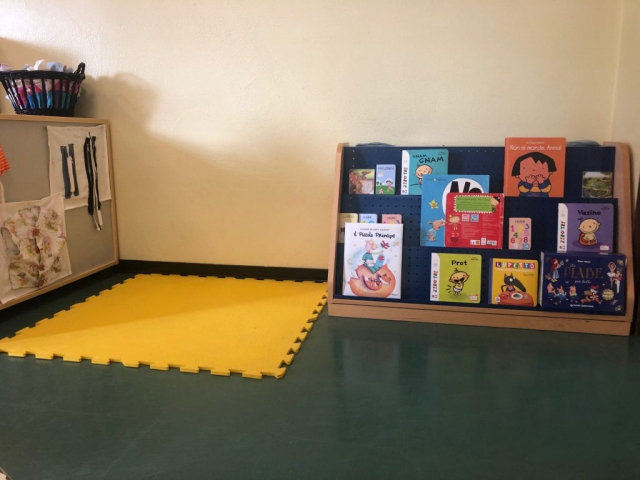 area giochi libri